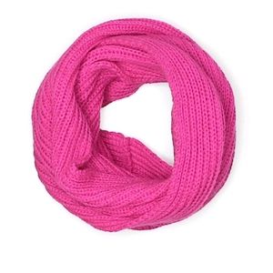 Cableknit Infinity Scarf